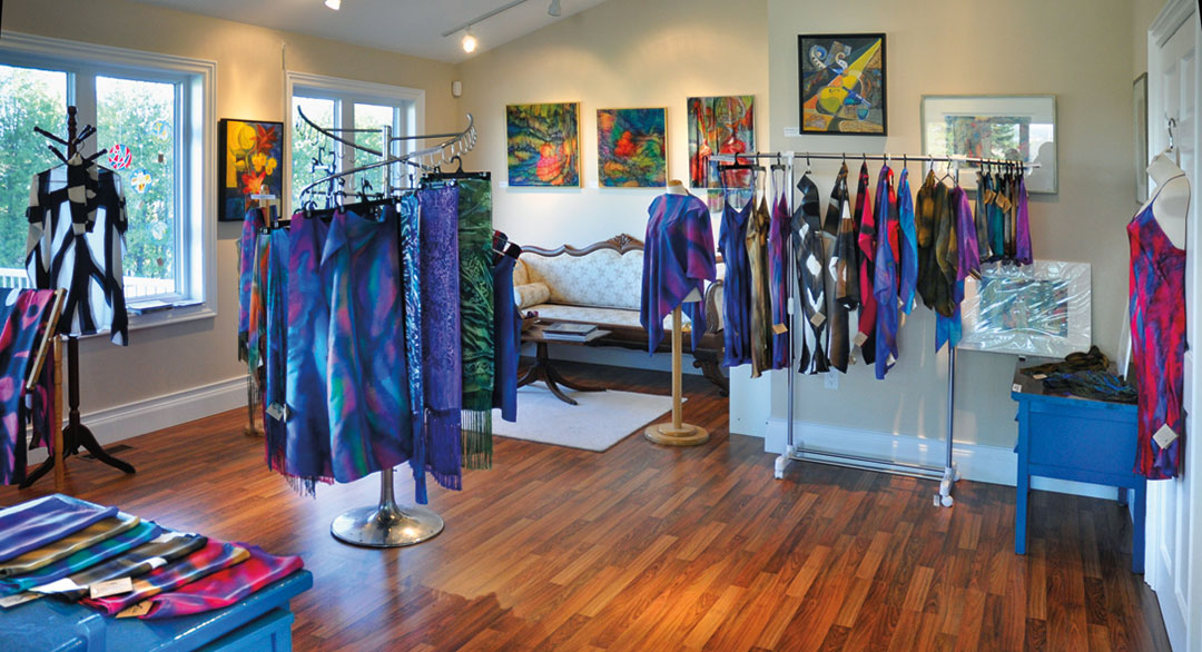 Amelie Silks & Fine Arts