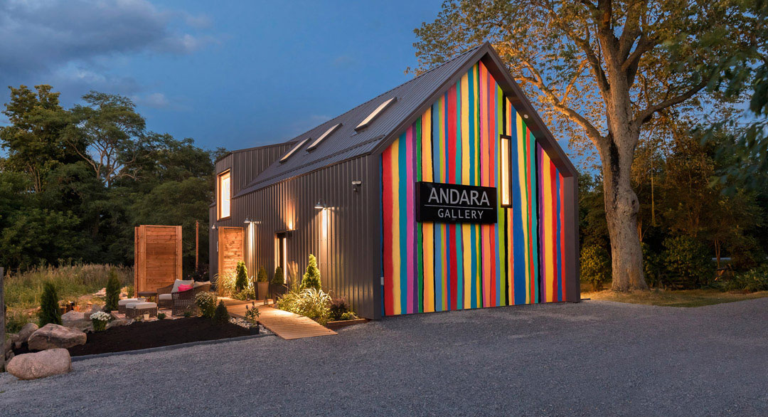 ANDARA Gallery - Tara Wilkinson - Photo © Daniel Vaughan (Vaughan Group)